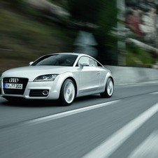 Audi TT Coupe 2.0 TFSI 272 quattro S Black Edition