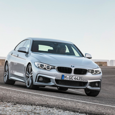 The new BMW 4 Series Gran Coupé combines the sleek look of a two-door coupé with the functionality provided by four-doors