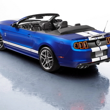 Ford Releases Limited Shelby GT500 Convertible for 20th Anniversary