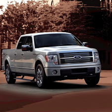 Ford F-Series F-150 145-in. WB FX4 Styleside SuperCrew 4x4