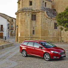 Ford Focus 1.5 TDCi Trend ECOnetic SW