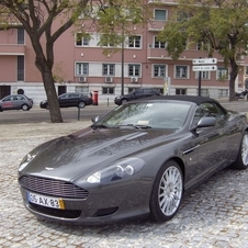 Aston Martin DB9 Coupe Touchtronic 2
