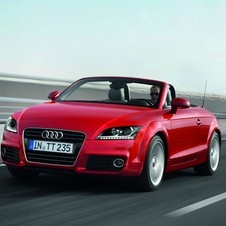 Audi TT Roadster 2.0 TFSI 272 S Black Edition
