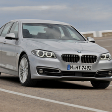 BMW 520d xDrive Steptronic