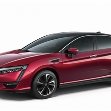 According to Honda the new model allows a range of 700km and can be refueled with hydrogen in just three minutes