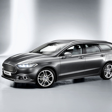 The Mondeo will be on sale late last year