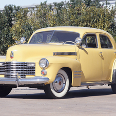 Cadillac Series 62 Five-Passenger Touring Sedan