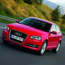 Audi A3 2.0 TFSI Ambiente
