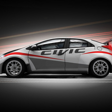 The Civic Type R is also going to be racing in WTCC next season