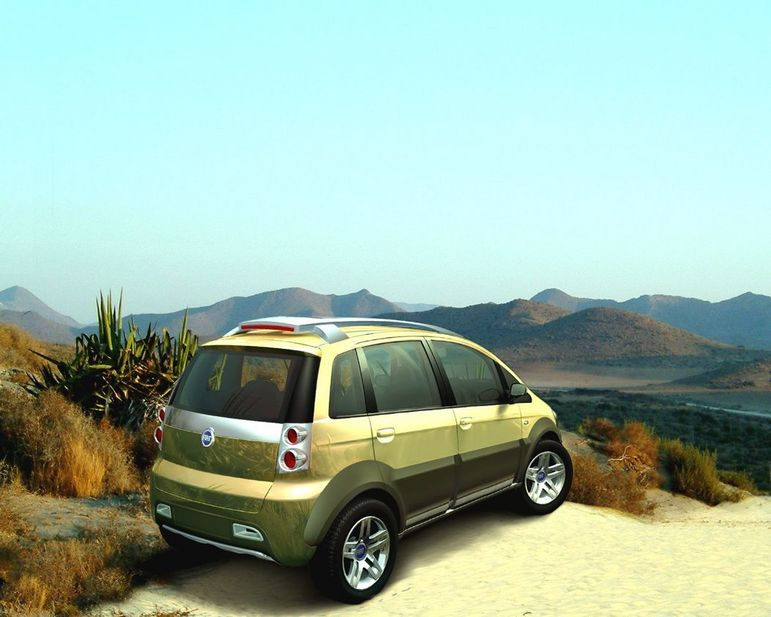 Fiat Idea 5terre 3 Photos Autoviva