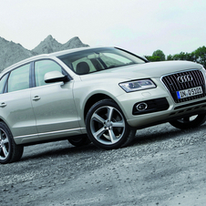 The Q5 is also selling well, but the A4 and A6 are the sales leaders