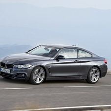 The 4 Series will be on sale in some places before the end of the year