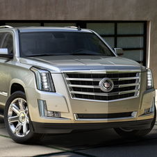 Cadillac just revealed the fourth generation Escalade
