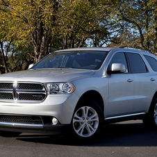 Dodge Durango Express RWD