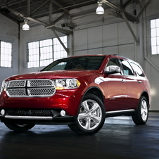 Dodge Durango Heat AWD