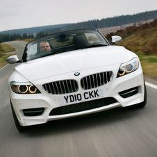 BMW Z4 Roadster 3.0 sDrive35i