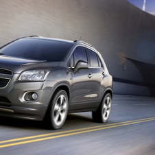 The Trax will be Chevrolet's big reveal for Paris