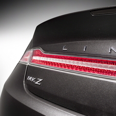 Next Generation Lincoln MKZ Hopes to Get By on Style and Luxury