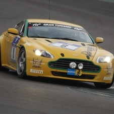 The Aston Martin GT4 racers have been quite successful