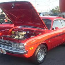 Dodge Dart Demon 340 Coupé