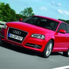 Audi A3 1.6 TDI Attraction 99g