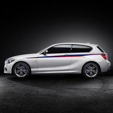 BMW M135i Concept Blends 3.0l Turbo with 3-Door Hot Hatch