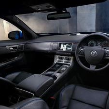 The interior also gets upgraded