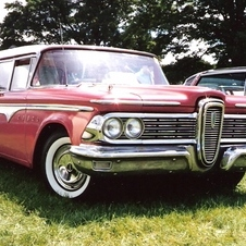 Edsel Villager Station Wagon