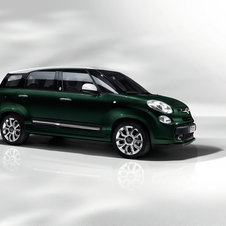 The 500L Living gains a few centimeters of length to hold the extra row of seats