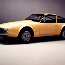 The Zagato-designed 1300 Coupe GT Junior Z came from 1969 to 1975