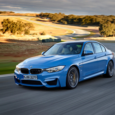 The M3 and M4 will be on sale in 2014