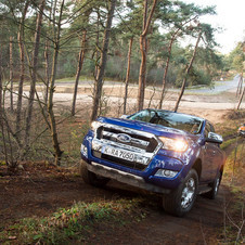 Ford Ranger Regular Cab XL S&S 2L 4x4 2.2TDCi