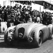 Wimille was the longest-serving driver for the Bugatti team