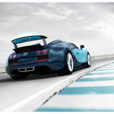 Bugatti will do a series of cars like this