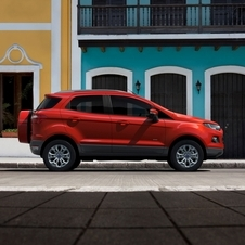 The Ecosport is already on sale in Brazil