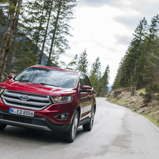 Ford Edge Sport 2.0 TDCi 4x4 Powershift
