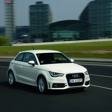 Audi A1 1.6 TDI Attraction S tronic