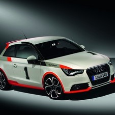 "Audi A1 ""competition kit"" 1.6 TDI"