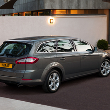 Ford Mondeo Estate 2.0 TDCi Zetec Business