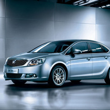 Buick Excelle GT 1.6T New Sports Automatic