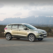 Ford EcoSport and Kuga Will Take on Compact SUV Class