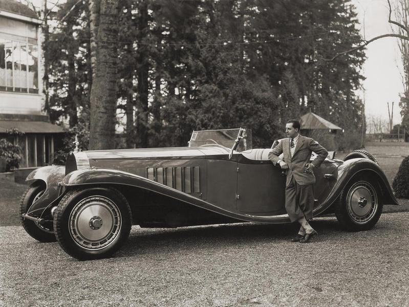 bugatti type 41 royale cabriolet weinberger 2 photos et 41 sp cifications. Black Bedroom Furniture Sets. Home Design Ideas