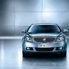 Buick Excelle GT 1.6 Comfortable Automatic