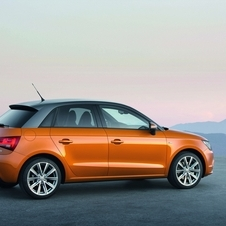 Audi A1 Sportback 1.4 TFSI Cylinder on Demand