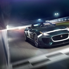 Project 7 transformed the F-Type into a roadster inspired in the 50's