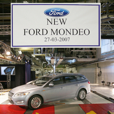The Genk factory builds the Mondeo and is confirmed to build the next generation