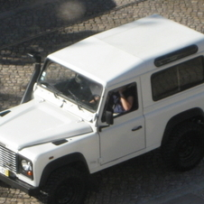 Land Rover 90 Defender Hard Top E
