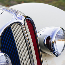 Delahaye 135 MS Coupe by Figoni et Falaschi