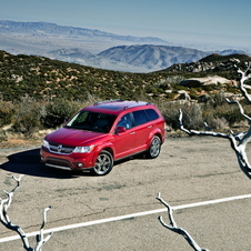 Dodge Journey Lux AWD