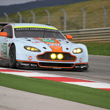 Aston Martin will have four cars racing in the WEC this season